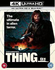 The Thing - [1982] (4K Ultra HD + Blu-ray) Norbert Weisser, Charles Hallahan
