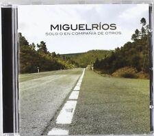 Miguel Ríos - Solo O en Compania de Otros [New CD]