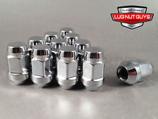 20 McGard Chrome Lug Nuts Jeep Grand Cherokee Commander Truck Wrangler