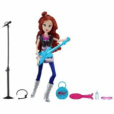 """❀Winx club ❀ rock concert stage play set including 11.5"""" bloom doll"""