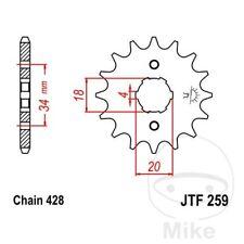 JT Front Sprocket 13T 428 Pitch JTF259.13 Derbi Senda 125 R Baja 2011-2014