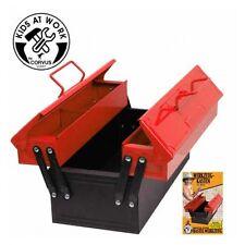 Kinder-Werkzeugkasten, rot Kinder Spielzeug Kinderwerkzeug Corvus