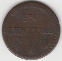 1797-98 France L'an 6 Centime | European Coins | Pennies2Pounds