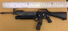 """10"""" Gun for NECA Scarface 18"""" Figure Al Pacino Tony Montana M16A1 Colt AR-15"""