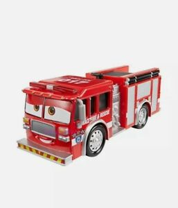 Disney Pixar Cars 3 Fire Engine RED Truck Diecast Toy Vehicle 1:55 Loose Car