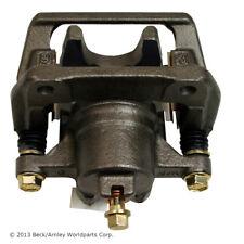 Disc Brake Caliper Rear Left BECK/ARNLEY 077-1687S Reman