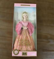 2003 Princess of England Doll of the World Barbie Mattel - New In Box