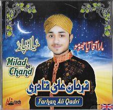 MILAD KA CHAND - MUHAMMAD FARHAN ALI QADRI VOL. 14 - NEW NAAT CD - FREE UK POST