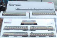 Märklin 26540 H0 E-Lok BR 112 Set TEE Rheinpfeil Mfx digital+Sound+2 Zusatzwagen