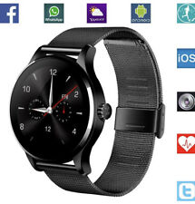 B4 SmartWatch with Bluetooth 4.0 Android Samsung Galaxy Sony LG iPhone 5 6