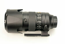 Nikon AF-S 70-200mm f/2.8E FL ED VR - Made in Japan Model