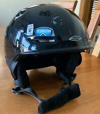 Smith Ski Helmet. Black Youth M.