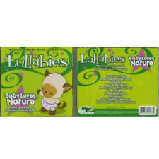 Lullabies - Baby Loves Nature - 10 TRACK MUSIC CD - NEW - I179