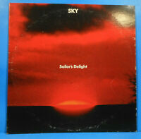SKY SAILOR'S DELIGHT VINYL LP 1971 ORIGINAL PRESS GREAT CONDITION! VG++/VG+!!