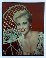 1957 SHIRLEY JONES Color Transparency Slide Film 8x10 KODACHROME EKTACHROME
