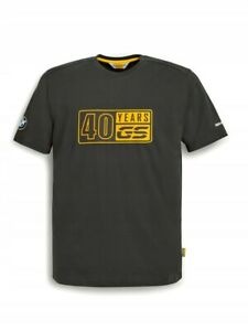 BMW MOTORCYCLE GS 40 YEARS T SHIRT