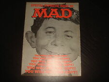 MAD MAGAZINE #53  British UK Edition  VG/FN