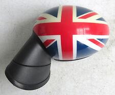 Genuine Mini (Union Jack) N/S Pasajero Ala Espejo (3 Pin) R56 R55 R58 #26