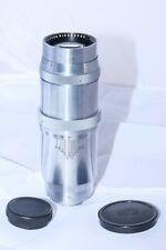 Carl Zeiss Tele-Tessar 25cm(250mm) f6.3 telephoto lens for Exakta. Sony a7RIV.