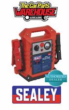 Sealey RS125 RoadStart Emergency Jump Starter 12/24V 3000/1500 Peak Amps