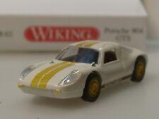 Wiking Porsche 904 GTS weiss - 0163 02 - 1:87