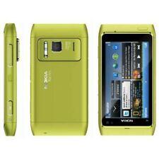 Brand New Nokia N8-00 - 16GB - Green (Unlocked) Sealed