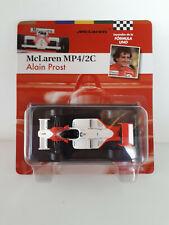 New listing McLaren MP4/2C Alain Prost Formula 1 Altaya 1:43 1/43 Altaya diecast midel car