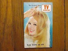 Nov. 1966 Cleveland Press TV Mag(CAROLE WELLS/PATRICIA ROUTLEDGE/KENNY KELLIHER)
