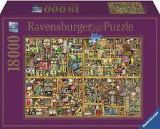 RAVENSBURGER*PUZZLE*18000 TEILE*COLIN THOMPSON*MAGISCHES BÜCHERREGAL XXL*17825
