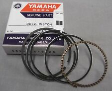 Genuine Yamaha YFM80 Badger Piston Ring Set 2nd. O/s 55X-11610-20 Kolbenringsatz