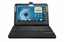10.1 Inch Case with Removable Bluetooth Keyboard for Galaxy Note 10 model 8013