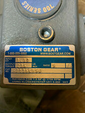 Gear boxes, gear reducers, boston gear, Various (offer according to price list)