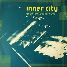 """INNER CITY - Good Life (Buena Vida) (12"""") (G+/G++)"""