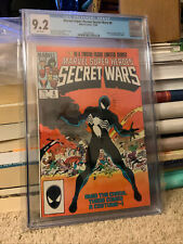 Marvel Super-Heroes Secret Wars #8, CGC 9.2, 1984; Origin of the alien symbiote