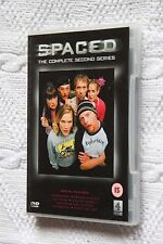 Spaced-The Complete Second Series (DVD) R- 2, Like new, free post in Australia