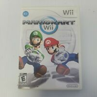 Mario Kart (Nintendo Wii, 2008) Complete  Tested Authentic!