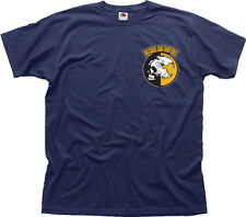 Metal Gear Solid Peace Walker navy cotton t-shirt teecafe 1521