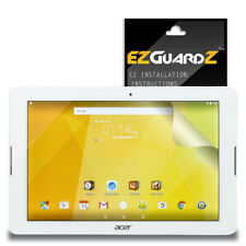 2X EZguardz Clear Screen Protector Shield HD 2X For Acer Iconia One 10 B3-A20