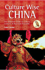 Culture Wise China-ExLibrary