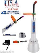 USA Dental 5W Wireless Cordless LED Dental Curing Light Lamp 1500mw Dentist Oral