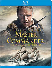 Master and Commander: The Far Side of the World (Blu-ray Disc/Ultraviolet, 2015)