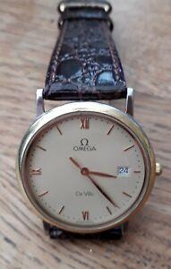 Gents Omega DeVille Quartz Watch