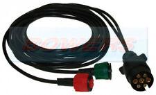 Ajuste rápido 8 M Arnés De Cableado Para Luces De Remolque Radex 2800 2900 6800 5800 Trasero