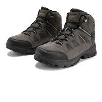 Hi-Tec Mens Bandera Lite Mid Waterproof Walking Boots - Brown Sports Outdoors