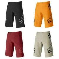 NEW Demo fox Shorts Men's MTB DH Mountain Bike Shorts Summer 2020