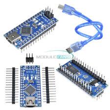 ATmega328P 5V 16M Nano V3.0 FT232RL USB Micro-controller Board Cable for Arduino