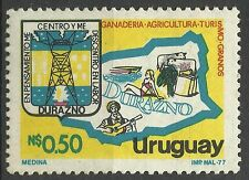 Uruguay Province de Durazno Tourisme Tourism Tourismus Ciudad Turismo ** 1979