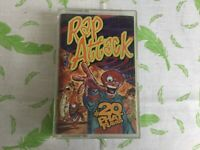 Rap Attack Various Artists cassette tape - 1994 - 20 phat flavas (t6)