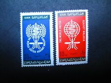 Egypt #551-52  Mint Never Hinged -  I Combine Shipping! 2