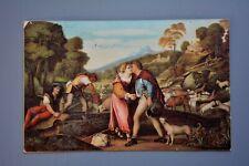 R&L Postcard: Misch & Co, World Galleries, Jacob and Rachael